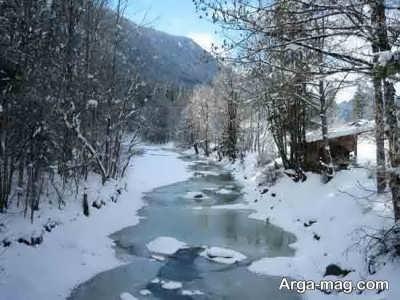 اشعار زیبا در مورد زمستان
