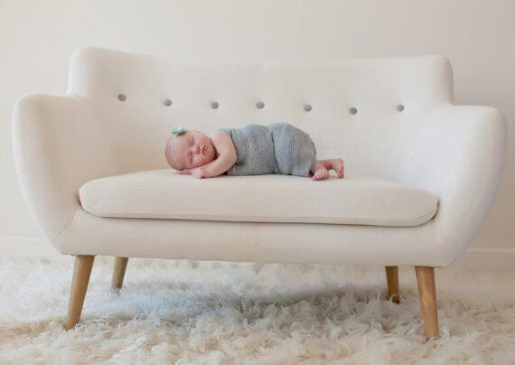 روش های خواباندن نوزاد در دوران شیردهی