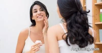 تاثیر استفاده از کرم های مرطوب کننده به روی پوست