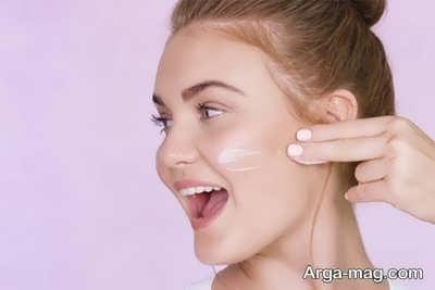 تاثیر استفاده از کرم ضد آفتاب مخصوص پوست خود