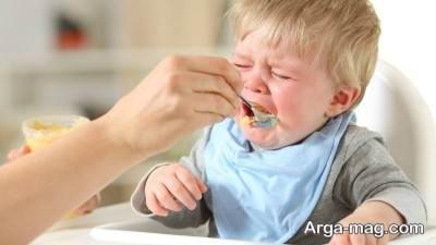 بی اشتهایی عصبی در کودکان