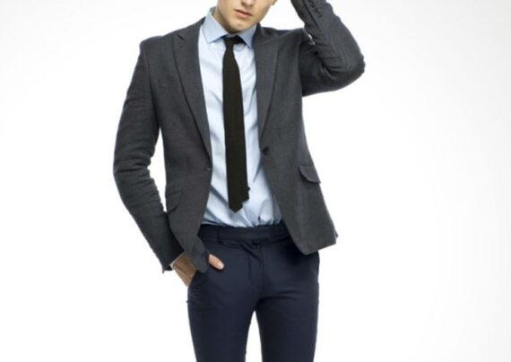 بستن کراوات باریک