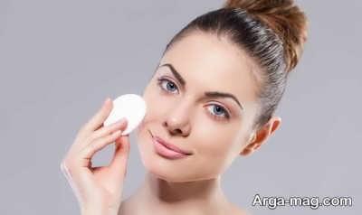 مراحل شستن آرایش صورت با روش اصولی برای حفظ سلامت پوست