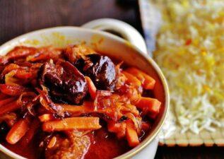 پیشنهاد آشپزی برای آخر هفته با منوی تبریزی