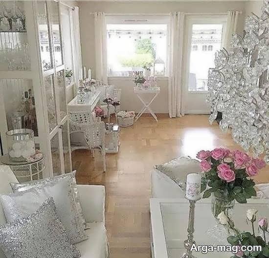 گالری متنوع و متفاوتی از جهاز عروس سفید