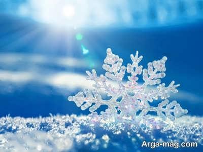متن دلنشین برای زمستان