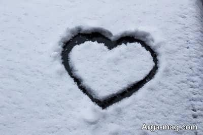 متن برای تبریک زمستان