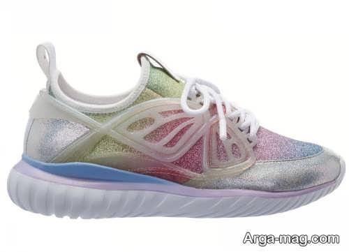 کفش رنگی زنانه