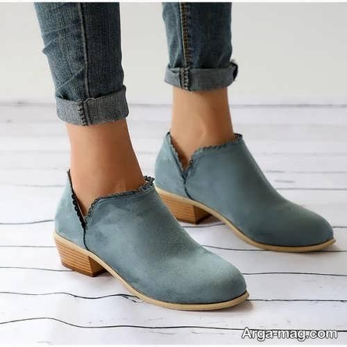 کفش شیک و ساده زنانه