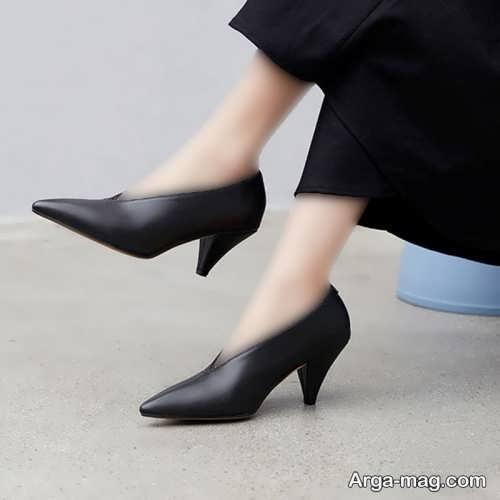 کفش مشکی زنانه