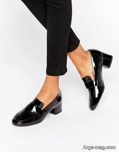 طرح کفش زنانه