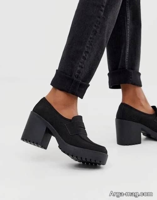 کفش مشکی و خاص زنانه