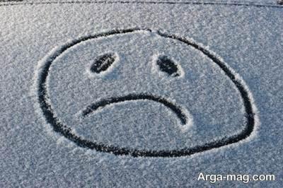 افسردگی در فصل سرما