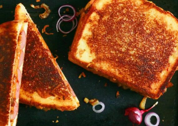 طرز تهیه تست پنیری