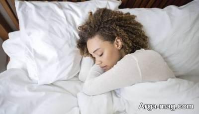 علت استرس قبل از خواب