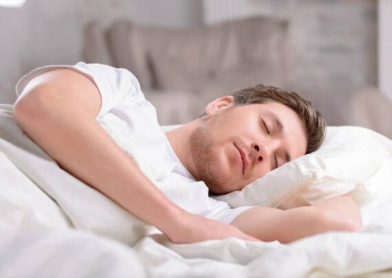 شیوه های کنترل استرس قبل از خواب