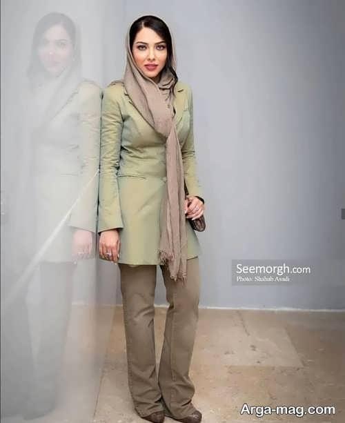 مدل مانتوهای لیلا اوتادی