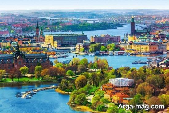 راهنمای مسافرت به سوئد