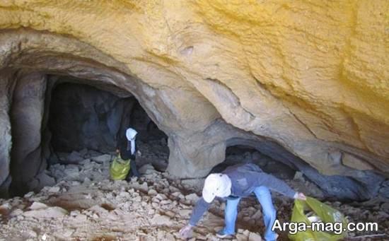 غار تفریجان