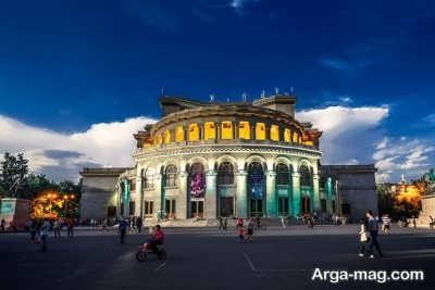 کشور متنوع ارمنستان