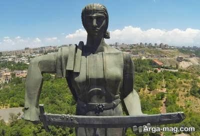 معرفی سرزمین ارمنستان
