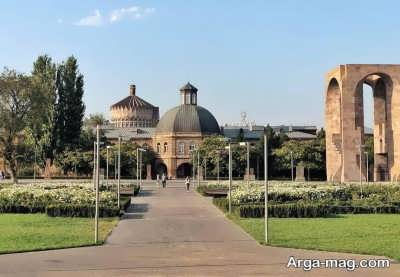خطه زیبا و توریستی ارمنستان