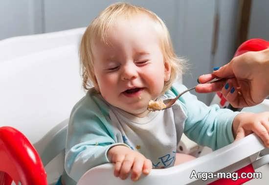 دلایل اصلی کم وزنی کودک