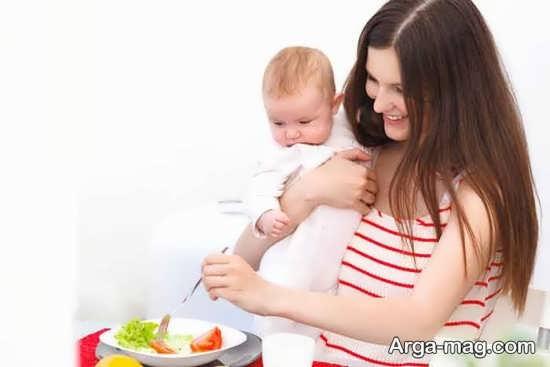 علل کم وزنی نوزاد