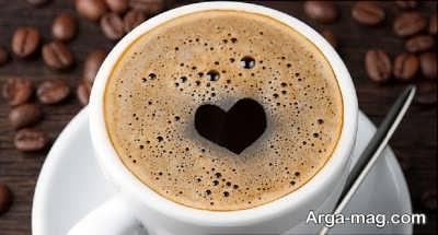جمله های زیبا در مورد قهوه