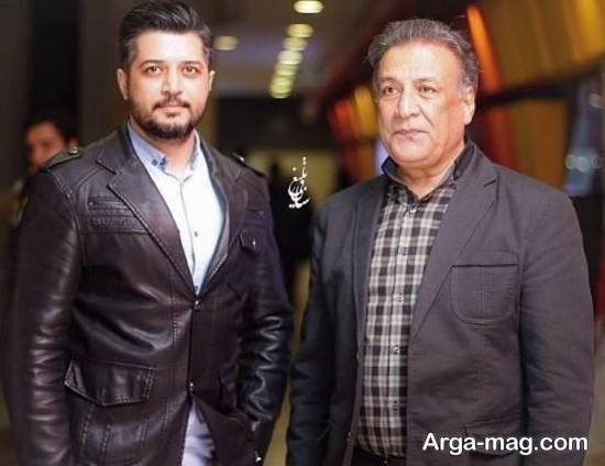 بیوگرافی عبدالرضا اکبری + تصاویر شیک