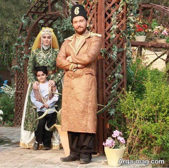 بیوگرافی میلاد میرزایی و همسرش