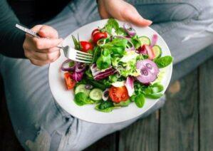 تغییر عادات غذایی