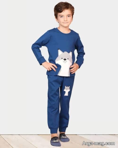 مدل لباس خواب برای کودک