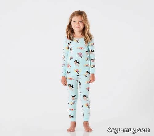لباس خواب دخترانه بچه گانه