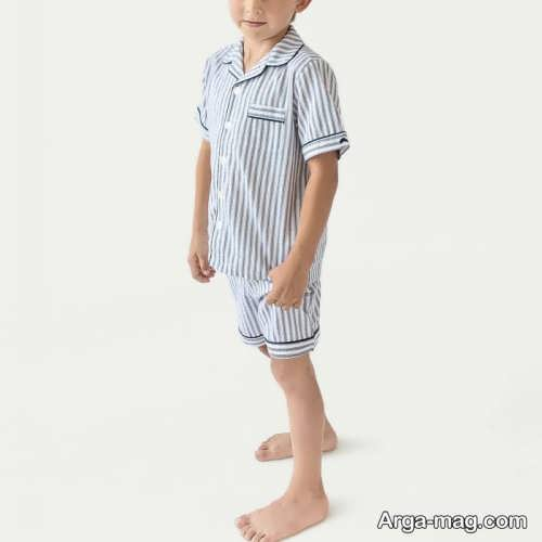 لباس خواب بچه گانه پسرانه