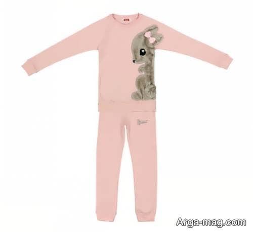لباس خواب دخترانه برای کودک