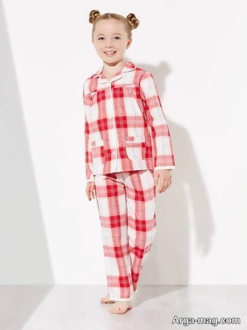 مدل لباس خواب بچه گانه