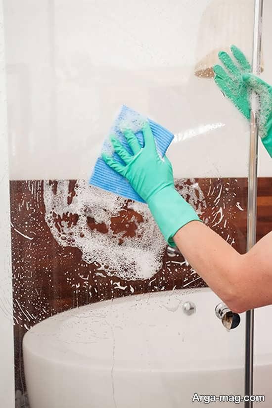 راهکارهای مناسب تمیز کردن سرویس بهداشتی