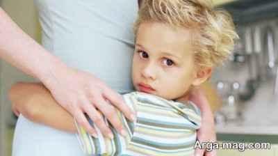 دلبستگی کودک