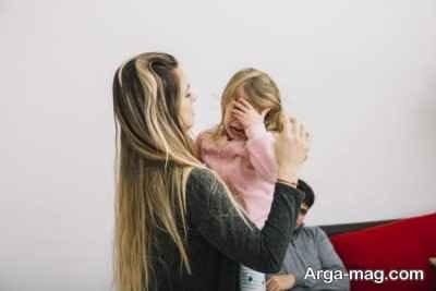 درمان دلبستگی کودک