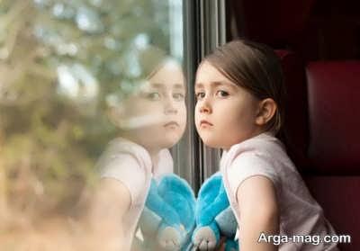 نوع برخورد با گریه کودکان