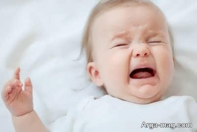 نوع رفتار با گریه کودکان