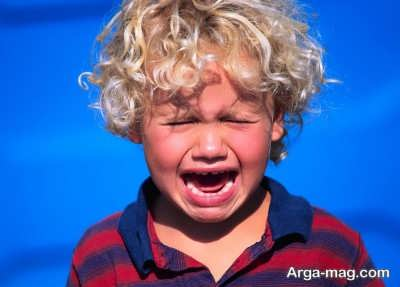 روش های برخورد با گریه کودکان