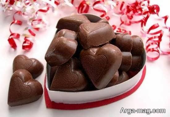 مجموعه ای ایده آل و محبوب از تزیین شکلات