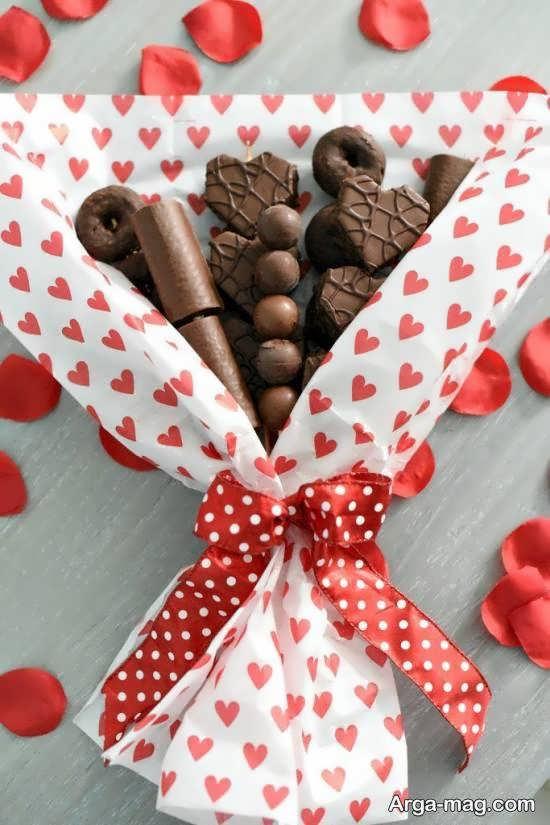 مجموعه ای دوست داشتنی از ایده های تزیین شکلات
