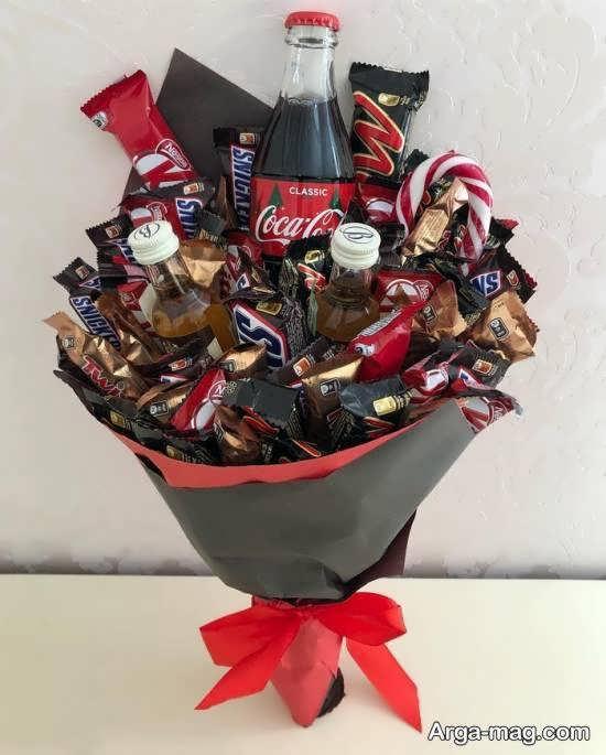 ایده هایی بینظیر و خاطره ساز از دیزاین شکلات