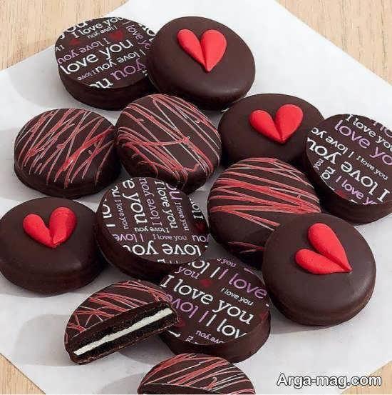 ایده هایی خلاقانه و منحصر به فرد از تزیین شکلات