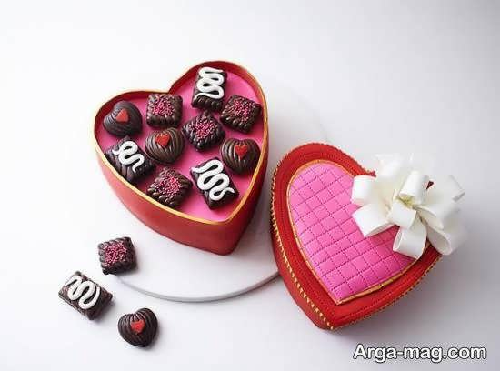 طراحی های خارق العاده از شکلات