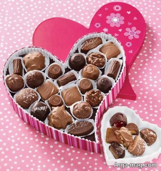 ایده هایی از تزیین شکلات برای تمامی سلیقه ها