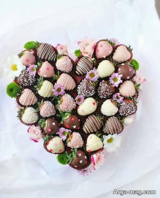 مجموعه ای منحصر به فرد و خاص از ایده های تزیینات شکلات
